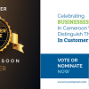 CUSTOMER SERVICE AWARDS CAMEROON