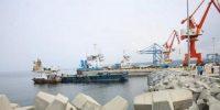 Cameroun : accostage du tout premier bateau commercial sur le terminal polyvalent du port en eau profonde de Kribi